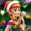 Disney Christmas Party Games : It is the night before Christmas and Elsa, Anna an ...