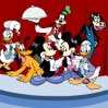 Crazy Lounge Games : This is Mickeys crazy lounge. Here he serves every star in the cartoon business. ...