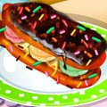Spumoni Ice Cream Eclairs Games : For all the sweets fans, this is the ultimate dess ...