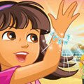 Charm Magic Games : Dora's friends need your help! In this 3 level game drive Do ...