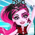 Dance the Fright Away Draculaura Games