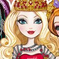 Dragon Games Apple White Games : Join the Ever After High Dragon Games with Apple White and h ...