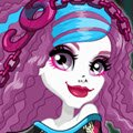 Electrified Ari Hauntington Games : Everything is supercharged in the new Monster High movie Ele ...