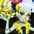 Electrified Frankie Stein Games : Bring your favorite moments from the new Monster High movie  ...