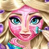 Elsa Real Makeover Games : Get into castle and discover her personal real mak ...