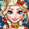 Elsa Christmas Real Haircuts Games : This year Elsa is celebrating Christmas by getting ...