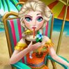 Elsa Swimming Pool Games : Elsa is taking a break from the cold weather of Arendelle by going on a vacation ...