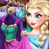 Elsa's Closet Games : Elsa's closet is a mess and she needs you to find some of he ...