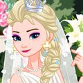 Elsa's Retro Wedding