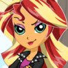 Ankleide Sunset Shimmer Spiele : Sunset Shimmer ist ein Charakter in My Little Pony: Equestri ...
