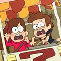 Mystery Tour Ride Games : Wendy gave Dipper and Mabel the keys to the golf c ...