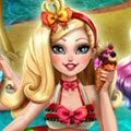 Ever After Pool Party Games : The girls of Ever After High are having a pool party and the ...