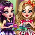 Ever After High Tea Party Games : Whether you are a royal or rebel, finding your eve ...