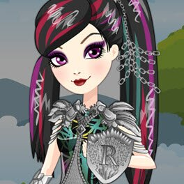 Ever After High Dragon Games Raven Queen Dress Up Game
