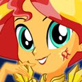 Legend of Everfree Sunset Shimmer Games