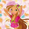 Winx Flora Style Games : Fix all pieces of the picture in exact position us ...