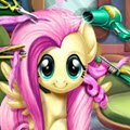 Fluttershy Real Haircuts Games : This cute Pegasus pony is known for her kindness and sweet n ...