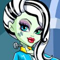 Styling Frankie Stein Games : Frankie Stein is with us again. She is going to at ...