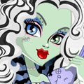 Freak du Chic Frankie Games : The Monster High ghouls know how to embrace their  ...