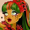 Freak du Chic Jinafire Long Games : At Monster High, freak is always chic! Jinafire Long, daught ...