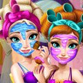 Frozen College Real Makeover Games : A new year of college is starting and the Frozen sisters can ...