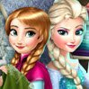 Frozen Fashion Rivals Games : Anna and Elsa may be sisters, but they are also fashion riva ...