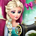 Frozen Design Rivals Games : Anna and Elsa are once again rivals in a fashion showdown! P ...