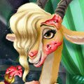 Gazelle Real Makeover Games : Famous Zootopian pop star Gazelle needs a refreshing makeove ...
