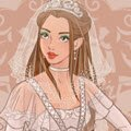 Wedding Dress Design Games : Create a character and design a wedding dress just the way y ...