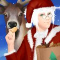 Cool Santa Games : Dress him up in traditional, colorful or just plain old wacky outfits for his mi ...