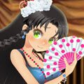 Real Flamenco Girl Games : Incredible flamenco game in which you will dress a ...