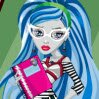 Ghoulia Zombie Style Games : Ghoulia Yelps is the Monster High student with whi ...