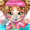 Baby Flu Doctor Care Games : Wearing thin clothes in the middle of blizzard mad ...