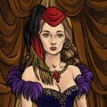 Southern Belle Creator Games : Create a character and dress up in gorgeous vintag ...