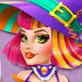 Audrey Halloween Witch Games : Get ready with Audrey this Halloween and transform ...