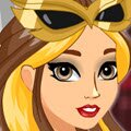 Hawkgirl Dress Up Games : As the hall monitor of Super Hero High School, Haw ...