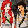 Princess Ghostbusters Games : When something spooky is happening in your house,  ...
