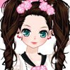 Hello Kitty Gear Games : Start by creating a really bright make up look for your eyes ...