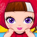 Hood and Wood Babies Games : Two cute Ever After High babies are getting ready to begin t ...