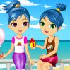 Two Sisters On Vacation Games : Jessy and Mary are two sisters who are in vacation in the south near of the beac ...