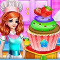 Sweet Heart Cupcake Games : Sweet heart cupcake is the perfect present for you ...