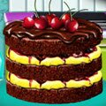 Black Forest Cake Games : Black Forest Cake is a famous German chocolate cak ...