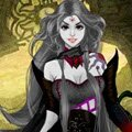 Dark Mage Creator Games : A dark and beautiful game featuring a magic enchantress. Ins ...