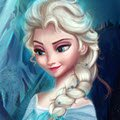 Frozen Rush Games : Race to collect the missing Troll crystals with Anna, Elsa,  ...