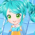 Kawaii Hatsune Miku Games : Help this Japanese Vocaloid superstar put together a great costume for her next  ...
