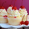 Cherry Cupcakes Games : Bake a divinely swirled sweet cherry cake! Click on the item ...
