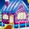 Winter Cottage Decoration Games : Have fun exercising your decoration talent while y ...