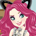 Book Party Kitty Cheshire Games : The Ever After High girls are ready to turn over a ...