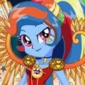 Crystal Wings Rainbow Dash Games : Rainbow Dash has ponied-up style with crystal wings! Pretend ...