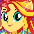 Crystal Guardian Sunset Shimmer Games : Sunset Shimmer can not wait to rough it in the great outdoors! Imagine joining her and experiencing  ...